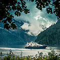 Princess Louisa Inlet by Mike Penney