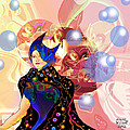 Princess Of Light by Grant  Wilson
