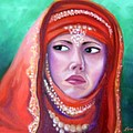 Princess Sibylla by Lora Duguay