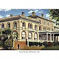 Princeton New Jersey - The Princeton Inn - 1925 by John Madison