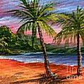 Princeville Kauai by Darice Machel McGuire