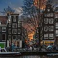 Prinsengracht 743. Amsterdam by Juan Carlos Ferro Duque