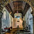 Priory Church Of St Seiriol by Adrian Evans