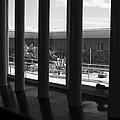 Prison Cell View by Aidan Moran