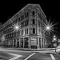 Pritzlaff At Night by CJ Schmit
