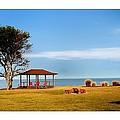 Private Beach by Maneesh Chandran