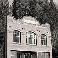 Private Wilkeson Town B And W by Michael DeMello