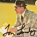 Pro Football Coach Tom Landry by Donna Wilson