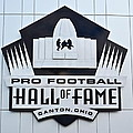 Pro Football Hall Of Fame by Frozen in Time Fine Art Photography