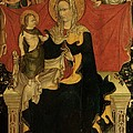 Probably Artista Veneziano, Madonna by Everett