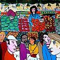 Produce Mural