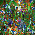 Profusion Of Colors by Kathie Chicoine