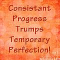 Progress by Stephanie Grooms