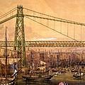 Proposed Railway Bridge by English School