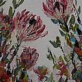 Proteas by Yvonne Ankerman