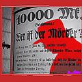 Proto Film Noir Peter Lorre Fritz Lang M 1931  Screen Capture Poster 2013 by David Lee Guss
