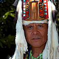 Proud Native American by Glenn McGloughlin