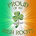 Proud Of My Irish Roots by Ireland Calling