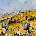 Provence 78314030 by Pol Ledent