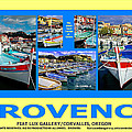 Provence Poster by Michael Moore