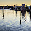 Providence Waterfront by Andrew Pacheco