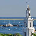 Provincetown Steeple by Susan McMenamin