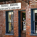 Provost Marshal by Paul W Faust -  Impressions of Light