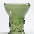 Prunted Beaker Berkemeyer Unknown Germany by Litz Collection