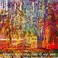 Psalm 116 7 by Michelle Greene Wheeler