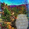 Psalm 119 175 by Michelle Greene Wheeler