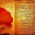 Psalm 23 by Michelle Greene Wheeler