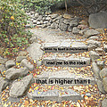 Psalm 61 2 by Joan Reese