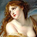 Psyche by Jean-Baptiste Greuze