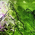 Psychological State In Green by Genio GgXpress