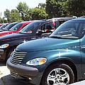 Pt Cruiser Michigan Event by Thomas Woolworth