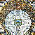 Ptolemaic Universe, 1493 by Granger
