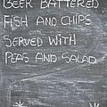 Pub Special by Ann Horn