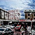 Public Market by Paul Ward