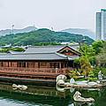 Public Nan Lian Garden by Jeelan Clark