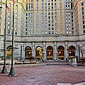 Public Square Cleveland Ohio by Frozen in Time Fine Art Photography