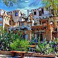 Pueblo - Hopi Inspired by Patrick Witz