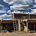 Pueblo 1 by Chuck Seller