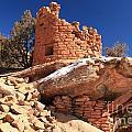 Pueblo Cliff by Adam Jewell