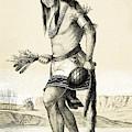 Pueblo Zuni Buffalo Dance, 1850s by British Library