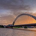 Puente De Lusitania II by Pablo Lopez