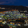 Puerto Rico By Night  by Rob Hawkins