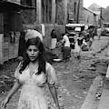 Puerto Rico Slum, 1942 by Granger