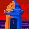 Puerto Rico Turret by John Berndt