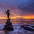 Puerto Vallarta Seahorse by Shanti Gilbert