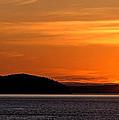 Puget Sound Sunset - Washington by Brian Harig